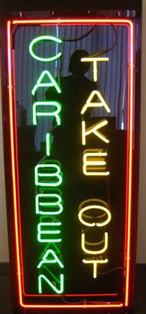 Storefront Neon Signs Toronto,Ontario